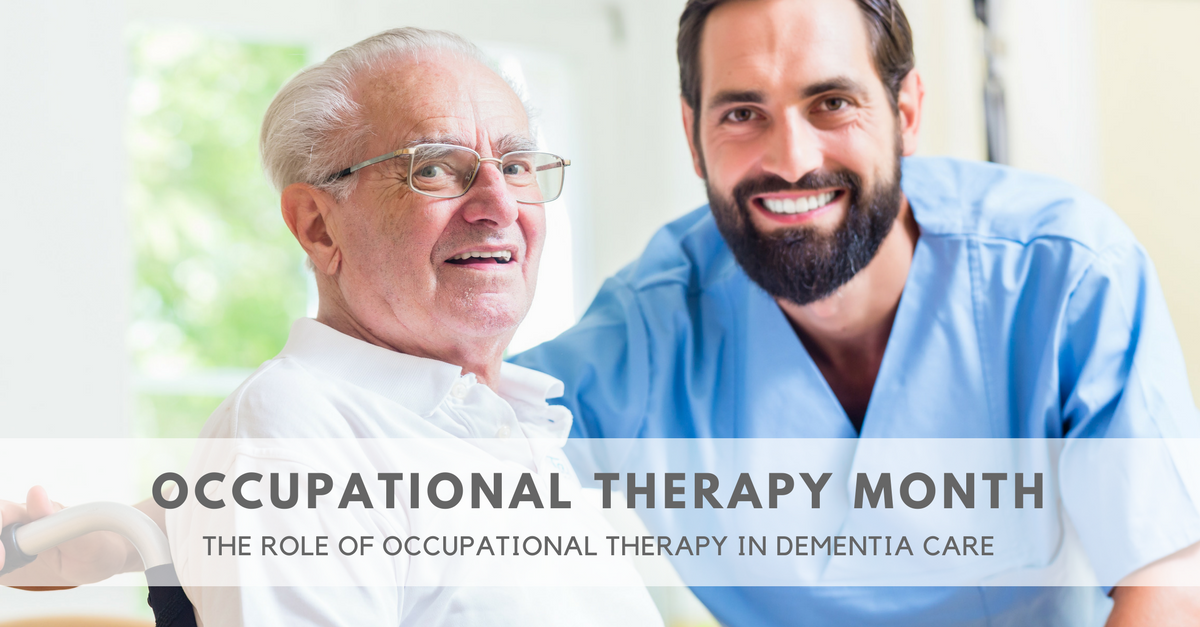 Cottages - Occupational Therapy Month - 4-10-17