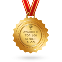 Awarded Top 100 Senior Blog